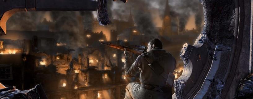لعبة Sniper Elite V2 مجانية على متجر Steam ليوم واحد