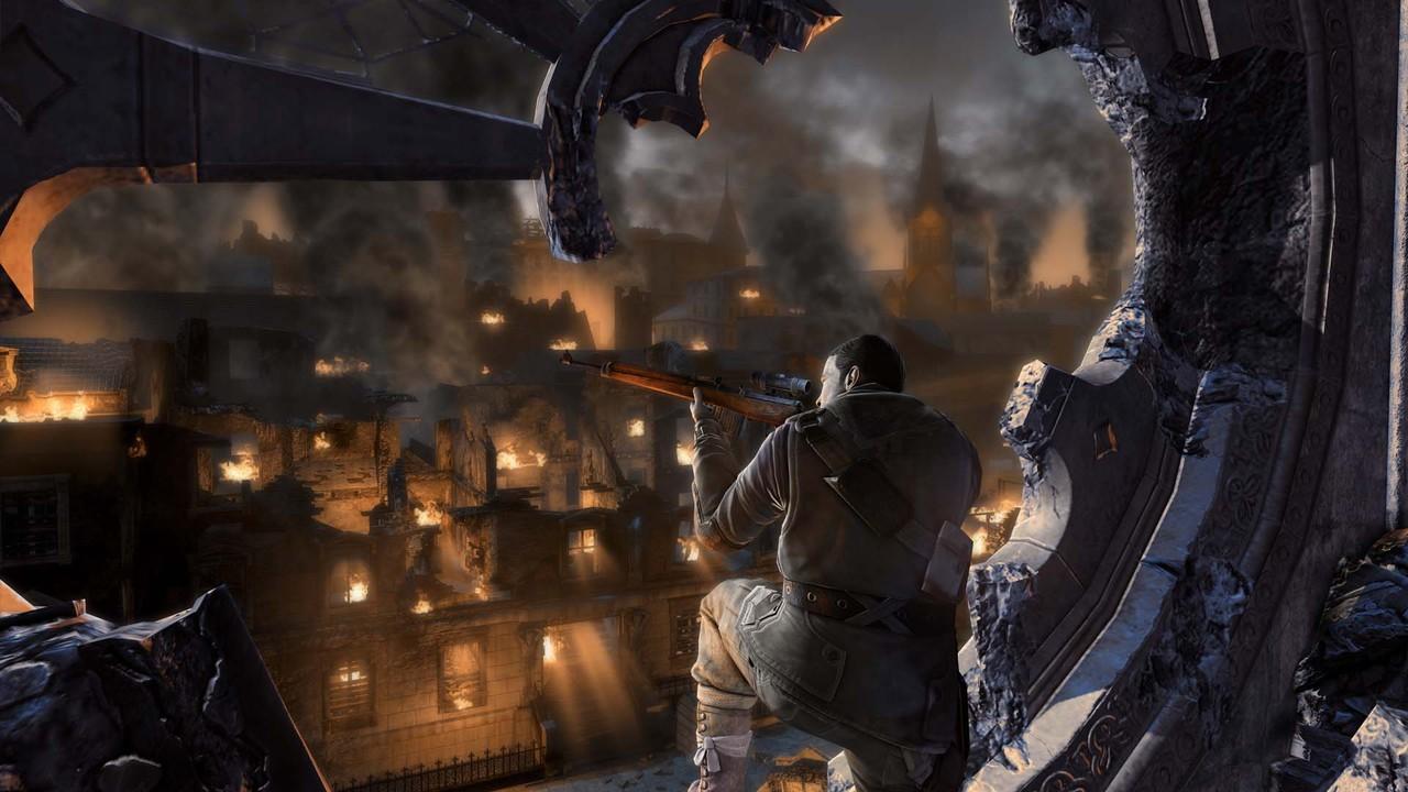 Photo of لعبة Sniper Elite V2 مجانية على متجر Steam ليوم واحد