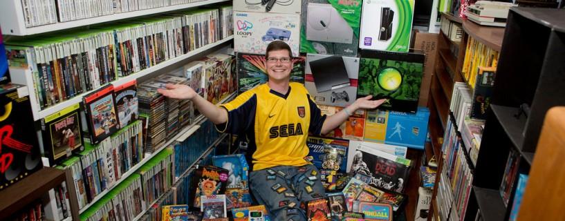 أكبر مجموعة ألعاب فيديو في العالم تُباع بسعر 750 ألف دولار