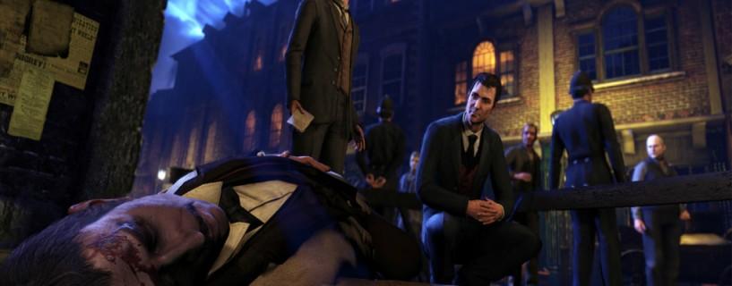 عرض جديد للعبة Sherlock Holmes : Crimes & Punishments