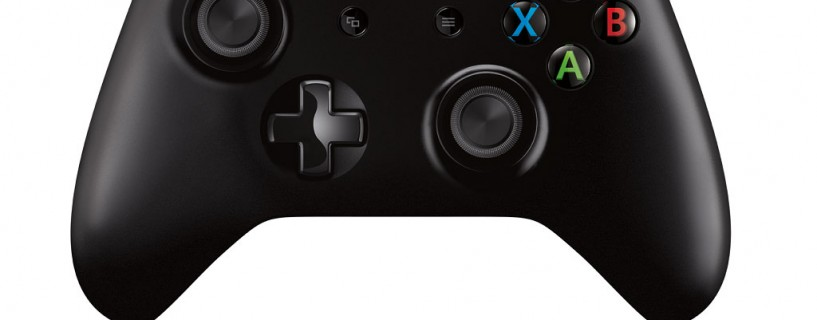 Xbox One controller now officially supports PC