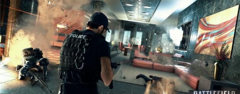نسخة Battlefield Hardline لأجهزة الجيل الحالي تعمل بوضوح 1080 و 60 إطار في الثانية