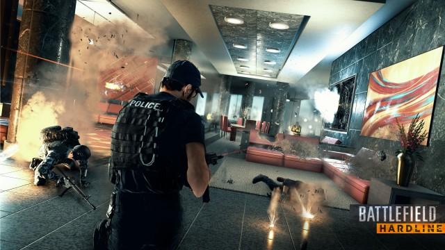 Photo of نسخة Battlefield Hardline لأجهزة الجيل الحالي تعمل بوضوح 1080 و 60 إطار في الثانية