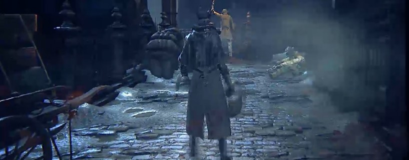 PS4's Bloodborne gameplay leaked