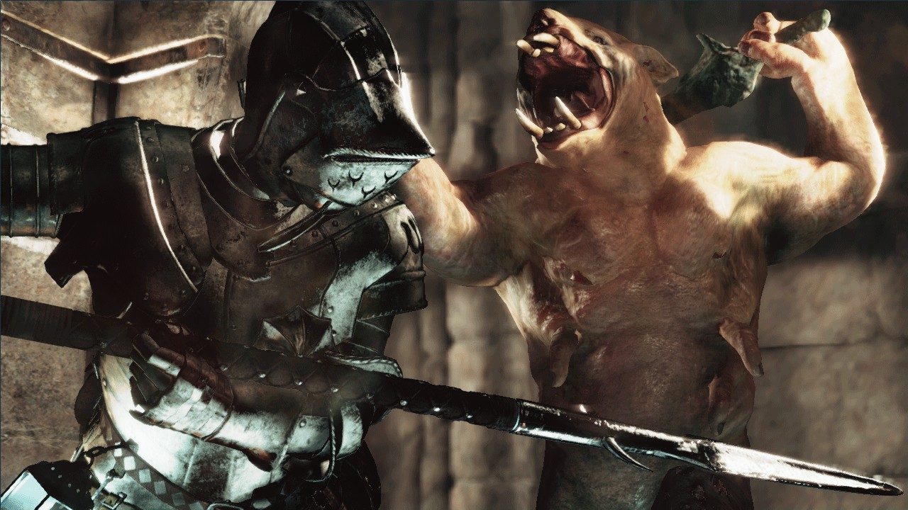 Photo of عرض E3 جديد للعبة البلايستيشن 4 القادمة Deep Down