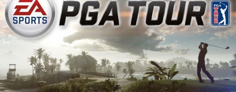 خريطة Paracel Storm في لعبة الغولف EA Sports PGA TOUR