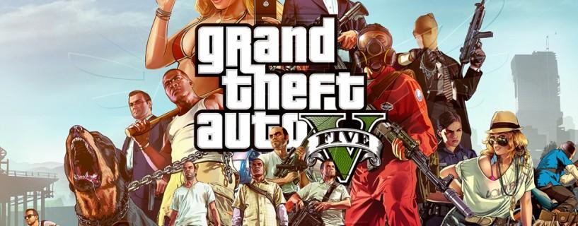 GTA V new generation platforms released date