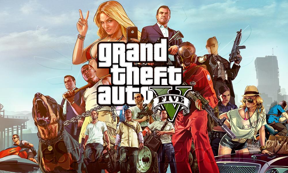 Photo of تاريخ اصدار لعبة GTA V لمنصات الجيل الحالى