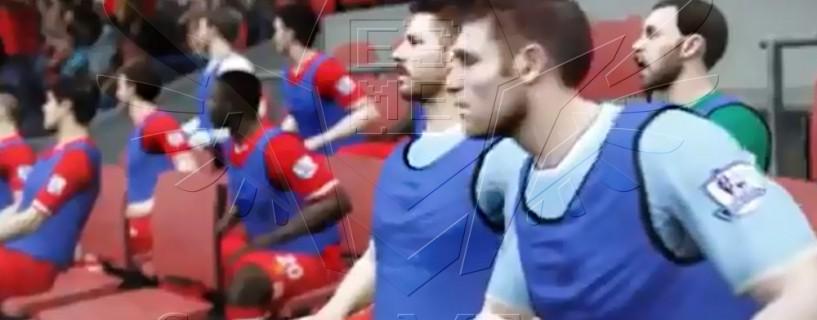 اول عرض دعائى للعبة FIFA 15 في فعاليات معرض E3