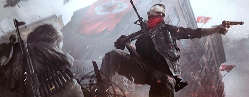 """9 Minutes of """"Homefront: The Revolution"""" footage shown at E3"""