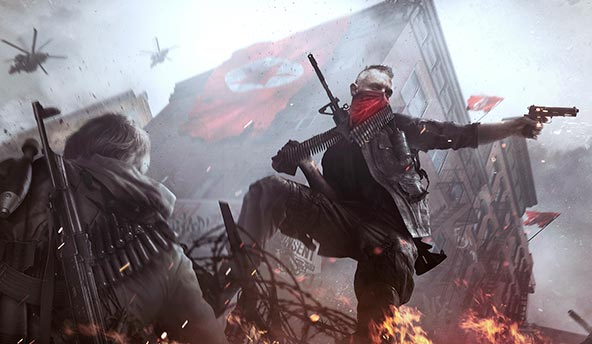 """Photo of 9 Minutes of """"Homefront: The Revolution"""" footage shown at E3"""