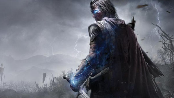 "Photo of New Trailer for ""Shadow Of Mordor"" appears during E3 2014"