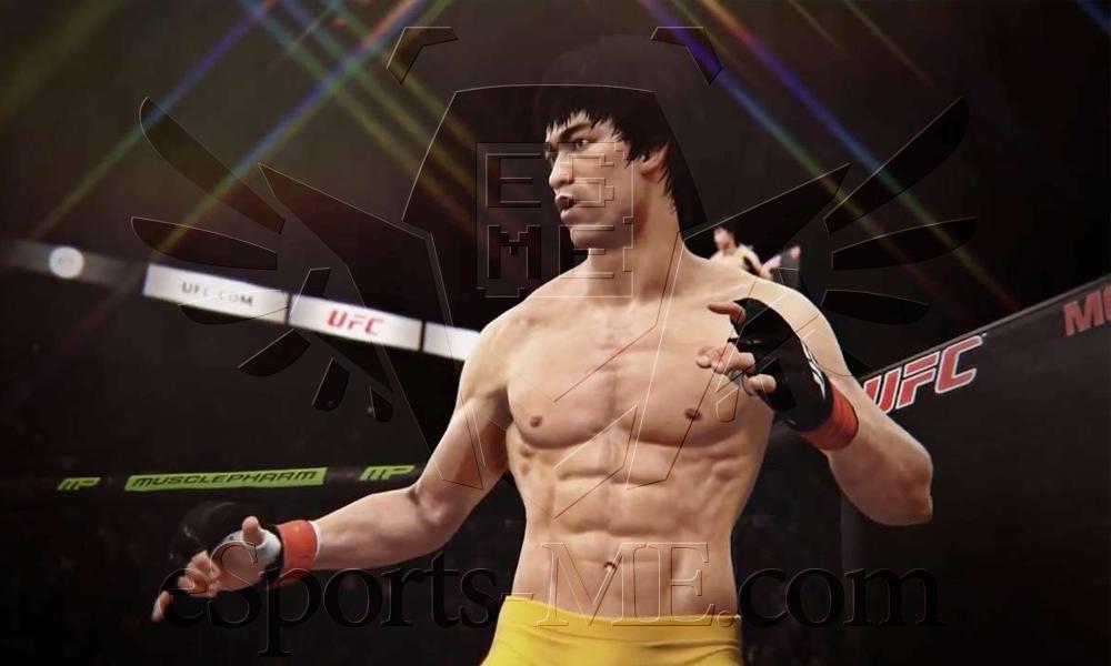 Photo of عرض دعائي للعبة UFC في فعاليات معرض E3