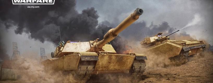 مجموعة صور جديدة للعبة Armored Warfare