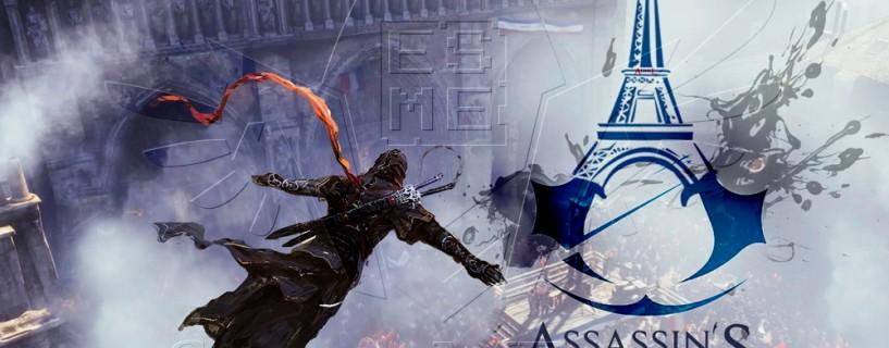 اول جيم بلاي للعبة Assassin's Creed Unity خلال فعاليات معرض E3
