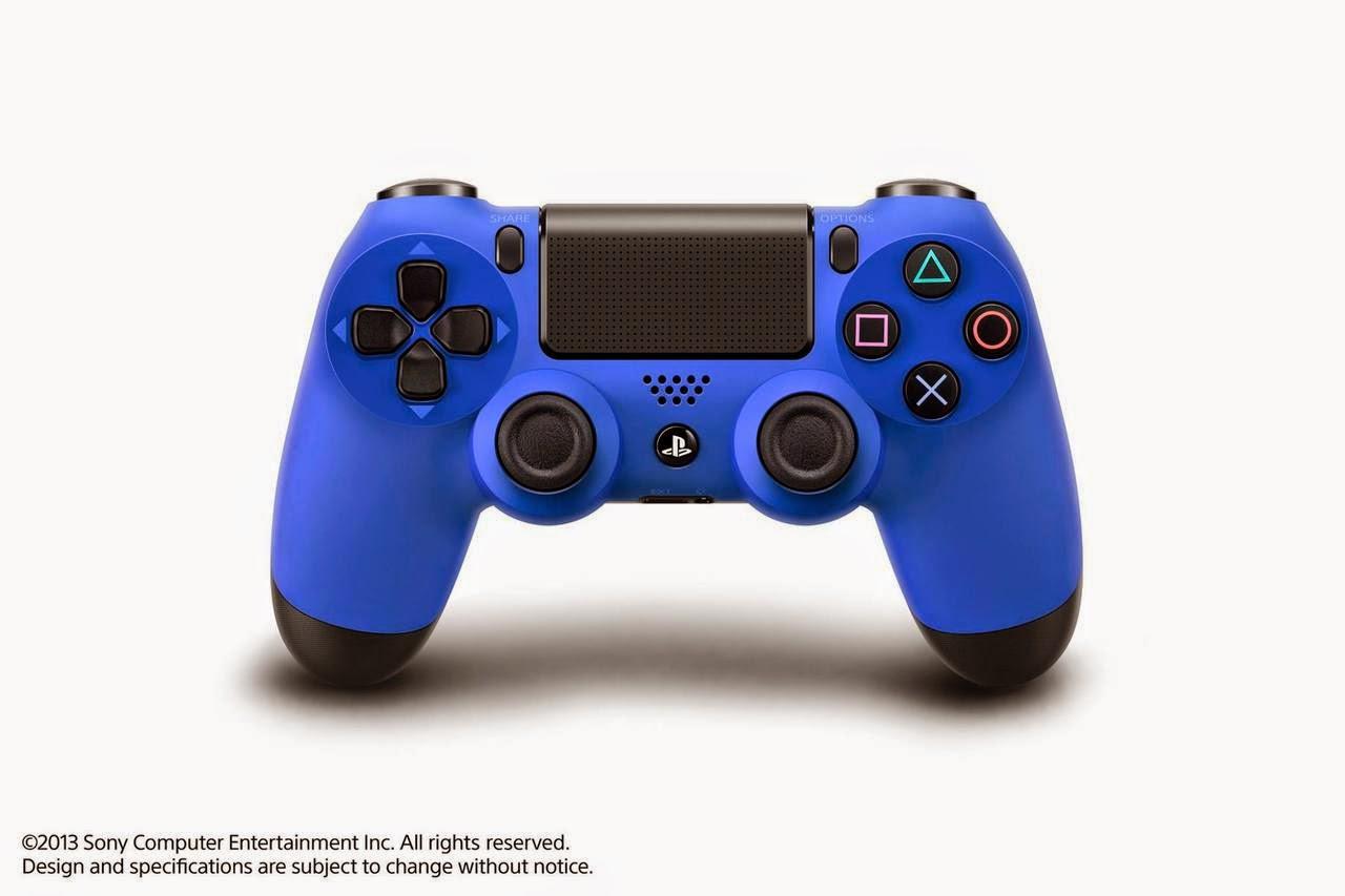 Photo of ذراع التحكم الزرقاء لجهاز PlayStation 4 قادمة قريبًا للأسواق
