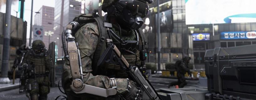 عرض جديد لما خلف الكواليس للعبة Call of Duty : Advanced Warfare