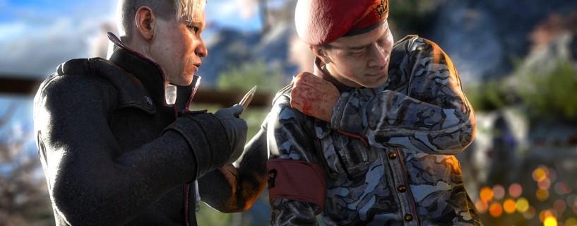 الكشف عن صورة بطل لعبة Far Cry 4