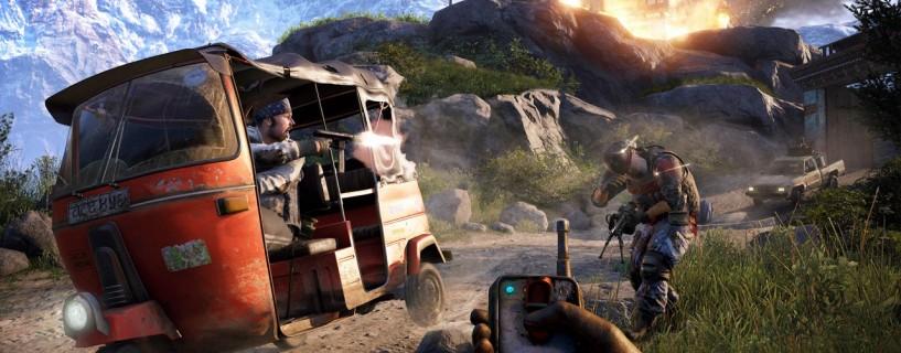 يوبي سوفت توضح ميزة لعب Far Cry 4 دون الحاجة إلى إمتلاكها