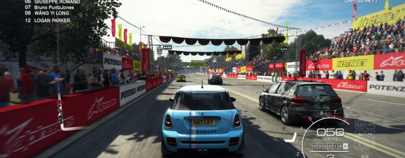 Grid: Autosport reviews , get the scores here