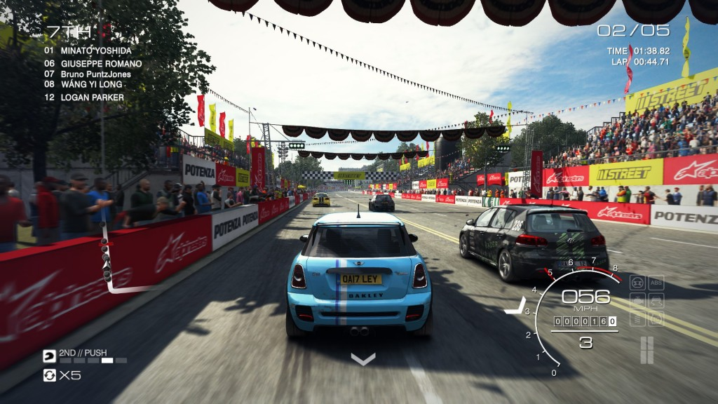 скачать игру grid autosport