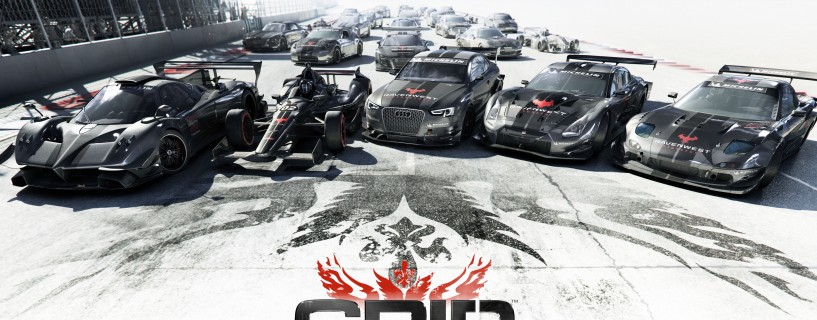 A new Trailer For GRID Autosport