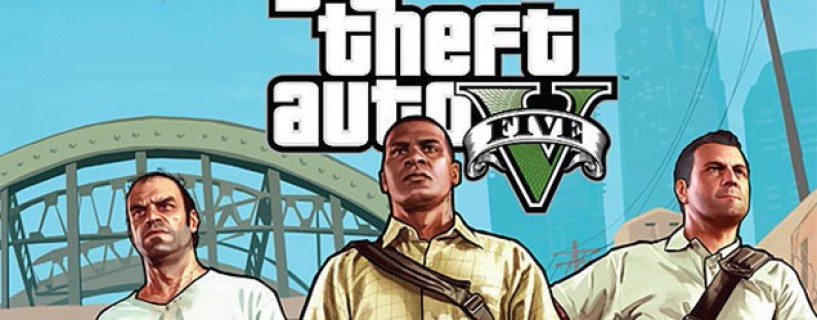GTA V mod implements First Person View in the game