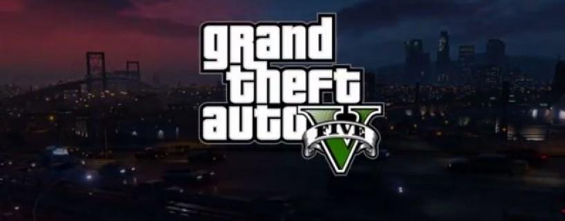 الإعلان رسميًا عن قدوم GTA V للحاسب الشخصي وأجهزة الجيل الجديد