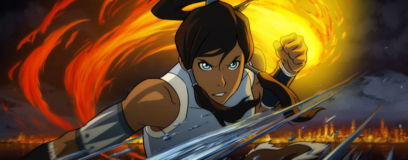 Official Legend of Korra game announced from Bayonetta developer , first teaser inside
