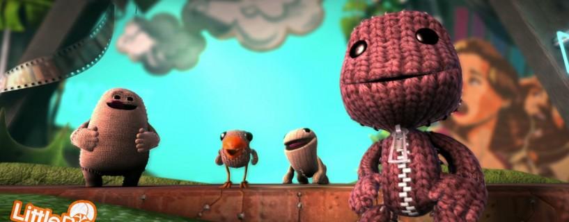 كشف النقاب عن الغلاف الرسمي للعبة LittleBigPlanet 3
