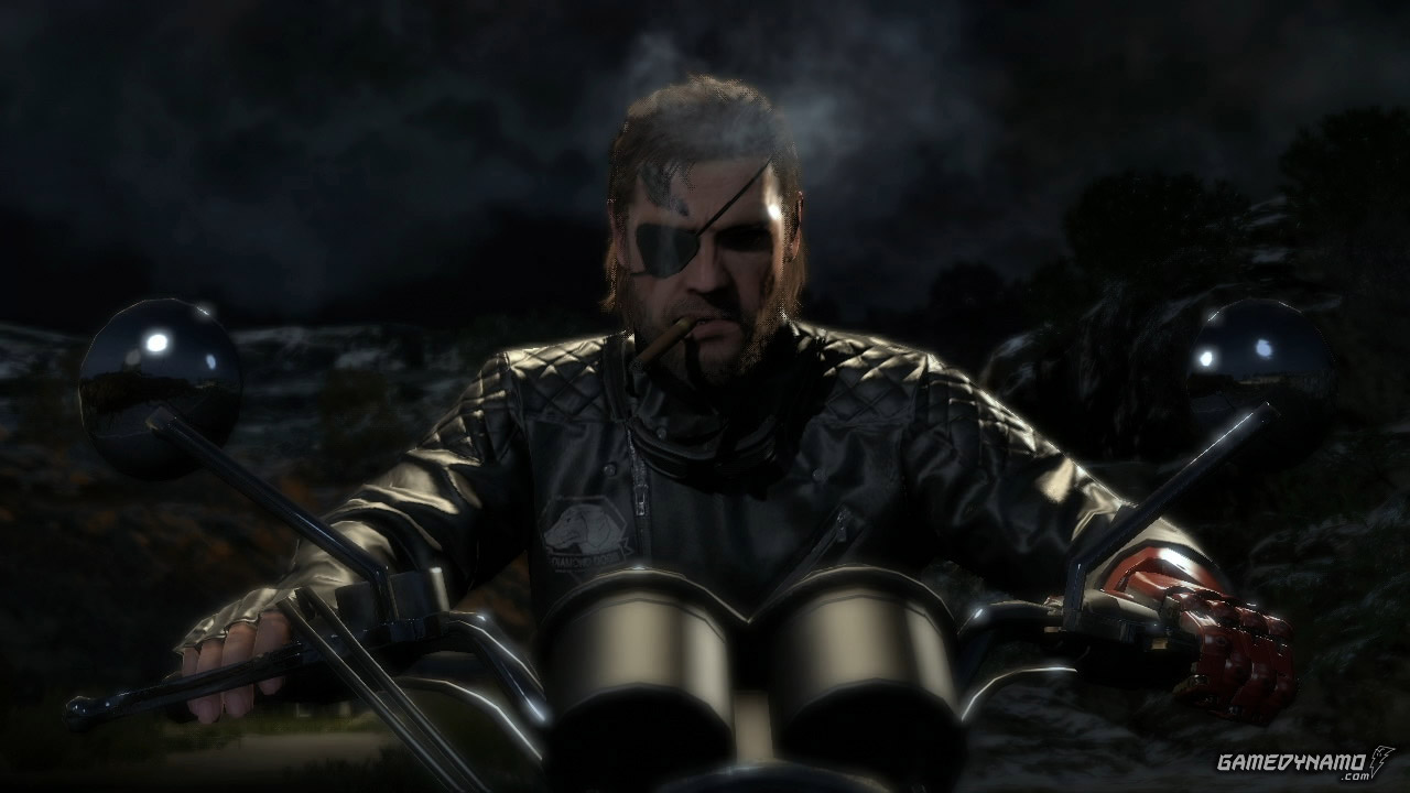 """Photo of شاهد: كوجيما يقوم بلعب """"Metal Gear Solid V: The Phantom Pain"""" على الـ PS4"""