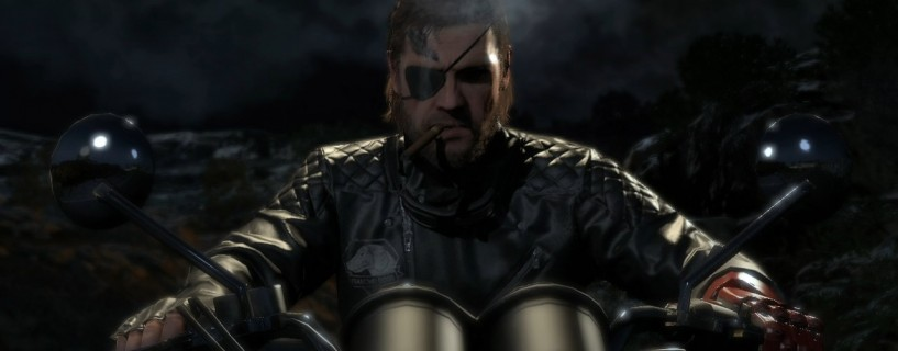 Metal Gear Solid 5: The Phantom Pain won't have David Hayter at all