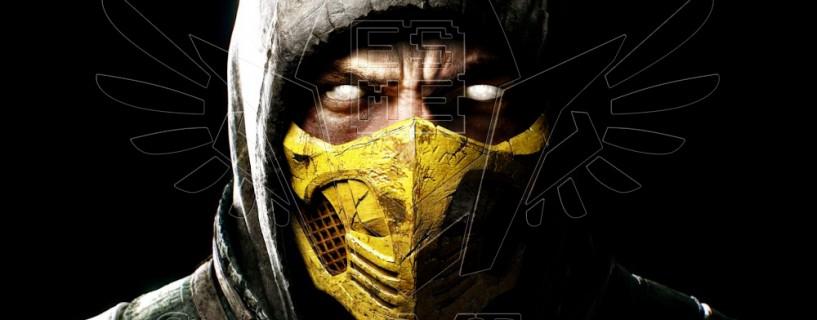صور جديده و حصريه للعبه Mortal Kombat X