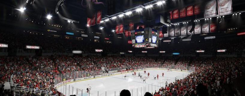 """عرض E3 للعبة الهوكي """"NHL 15"""" مذهل لدرجة لا تصدق"""