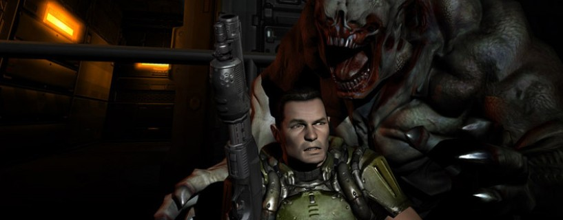 Teaser trailer for the long-anticipated Doom 4 goes live at E3