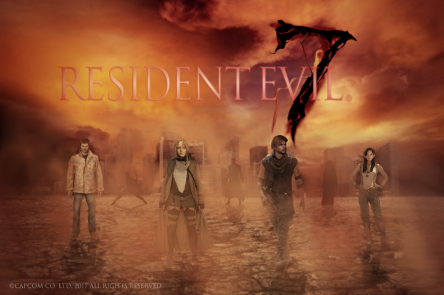 Photo of Resident Evil 7 قادمة في خريف 2015