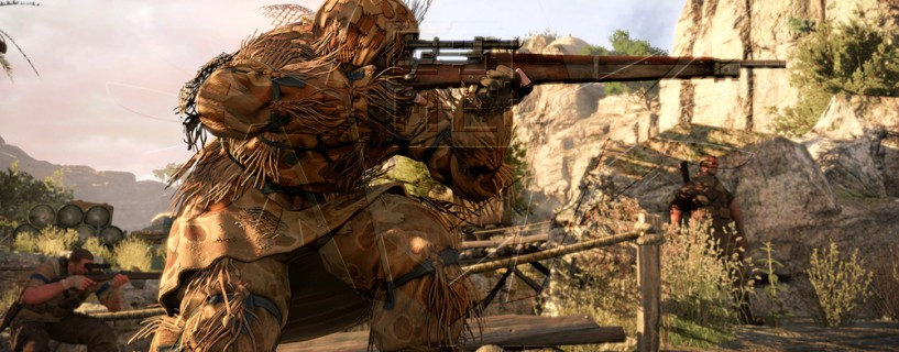 عرض مثير للعبه القنص Sniper Elite III