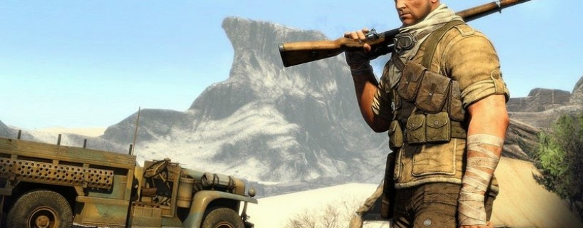 شاهد أول 15 دقيقة من لعبة Sniper Elite 3