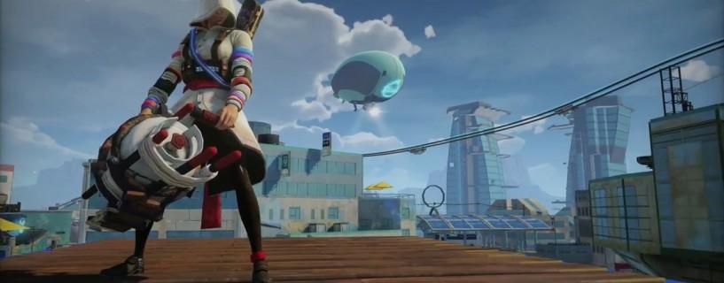 الكشف عن المزيد من التفاصيل للعبة Sunset Overdrive