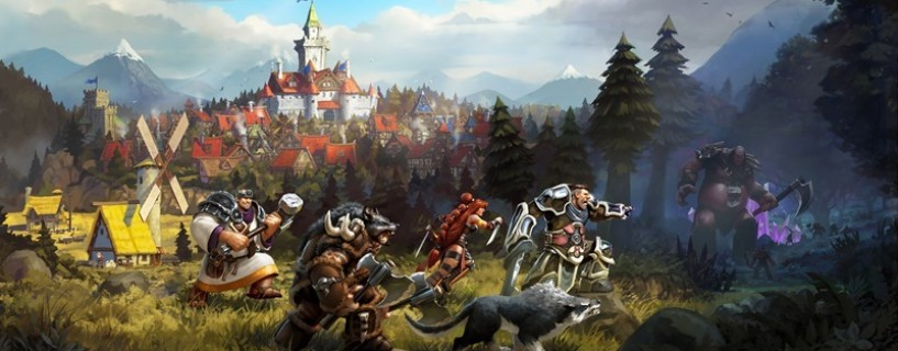 Ubisoft تكشف النقاب عن The Settlers: Kingdoms of Anteria