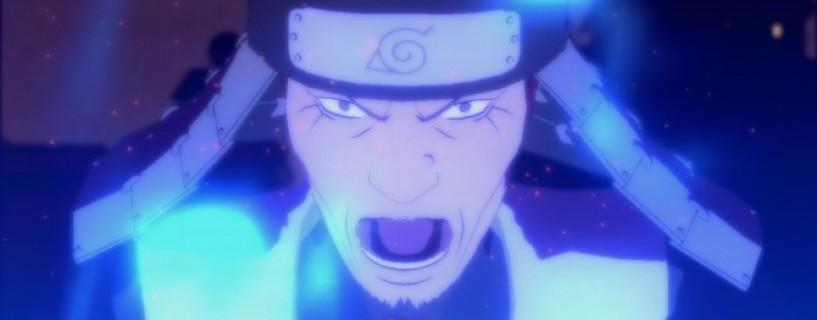 Ultimate Ninja Storm Revolution V-Jump Scan Shows Past Hokages