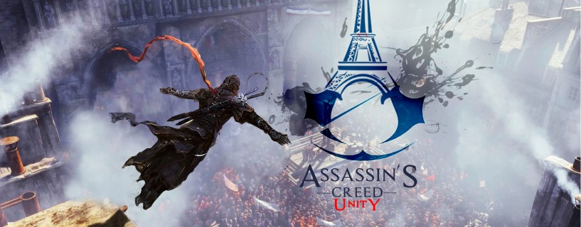 Assassin's Creed: Unity is 3 times as big as Black Flag