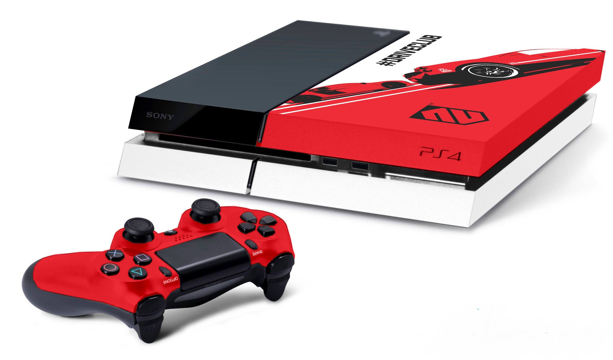Photo of Sony reveals PS4 Driveclub Bundle for Europe