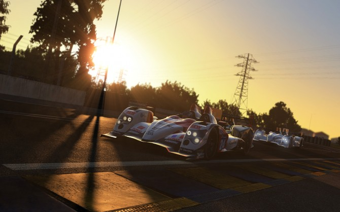 Photo of Project CARS gets another lovely batch of screens