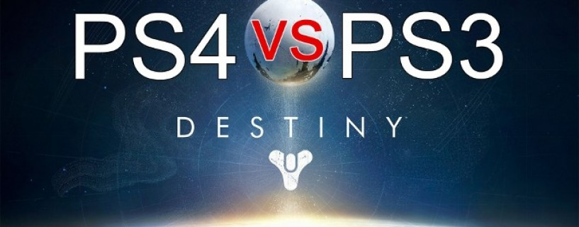 Destiny PS4 vs PS3 Beta Screenshot Comparison