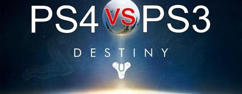 Destiny PS4 vs PS3 Beta Screenshot Comparison