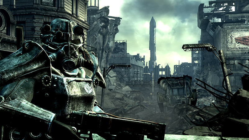 Photo of Fallout 3 completed in under 24 minutes !