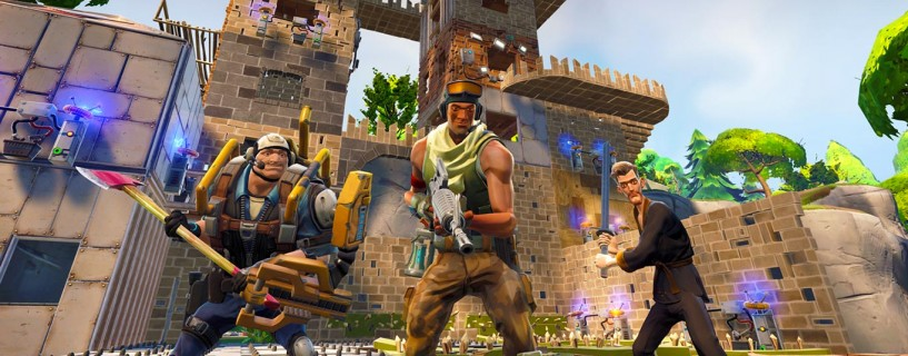 "Gameplay for the new game by Gears of War devs ""Fortnite"" released"