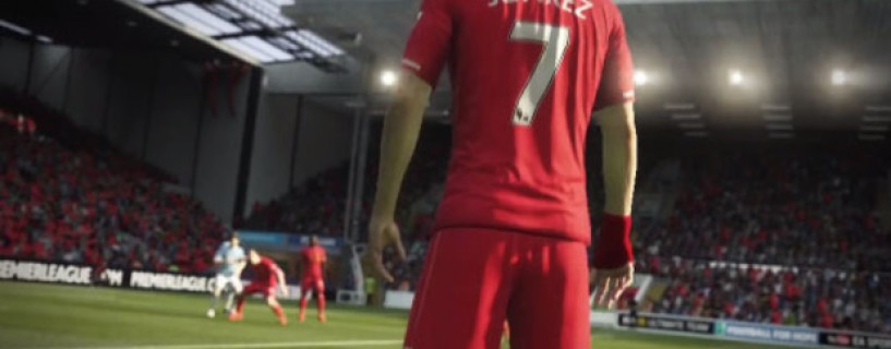 Fifa 15 Trailer showing how good the players look