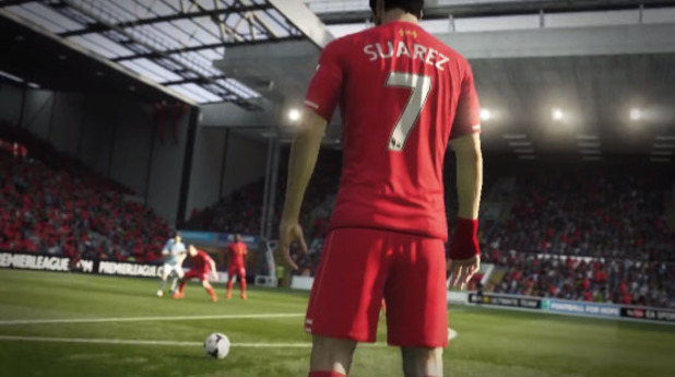 Photo of عرض جديد لفيفا 15 يظهر وجوه اللاعبين الواقعية